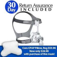 China ResMed Mirage FX Nasal CPAP Mask on sale