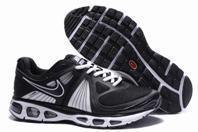 China Mens Nike Air Max Tailwind + 2010 Flywire Mesh (black /white) wholesale
