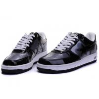China Bape Classic Shoes - Black wholesale
