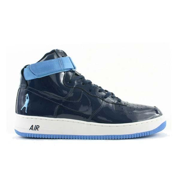 Nike Air Force One High Sheed Patent