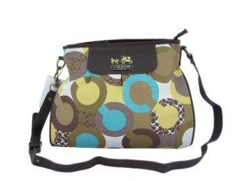 coach poppy bags outlet  leisure bags