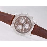 China Emporio Armani Watch Chronograph Automatic Brown Dial and Strap wholesale