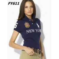 China Womens Ralph Lauren Fit City Polo on sale