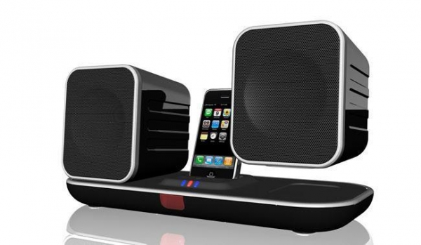 wireless stereo speakers