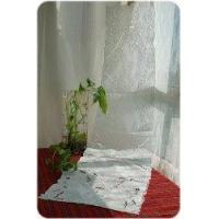 China Hand Embroidery/cutwork Cotton Table Runner15x67 wholesale