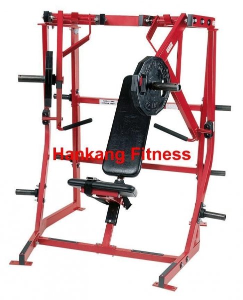 Decline Press Machine Decline Press