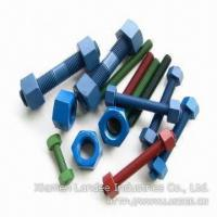 Xylan Fluoropolymer Coated Stud Bolts and Nuts
