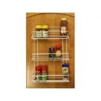 China Chefs saving-space wire spice racks wholesale