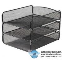 China Mesh tray organizer wholesale