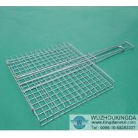 China Stainless steel bbq roasting rack wholesale
