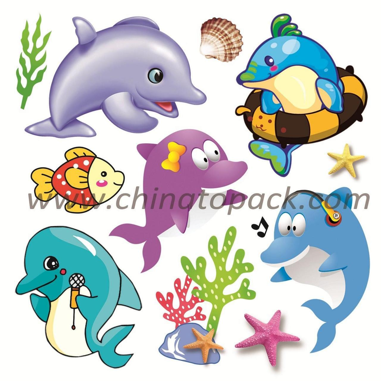 Buy cheap Sticker Series Product Name:Vinyl 3D Children Wall StickersJYC-008 from wholesalers