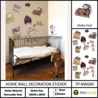 China Sticker Series Product Name:Kids Room Decorative Wall StickerTP-SW045 wholesale