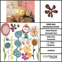 China Sticker Series Product Name:Custom Kids Wall Sticker TP-SW134 wholesale