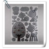 Buy cheap Sticker Series Product Name:Mirror Decorative Wall Sticker TP-SW1179 from wholesalers
