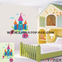 China Castle Wall Decals Kids TP-WS632 wholesale