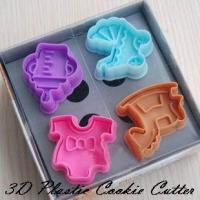 China Cookie Cutter Plastic cookie cutter wholesale