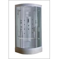 China Aldan Deluxe Hydro Shower Cubicle with Massage Jets - 900 x 900 on sale