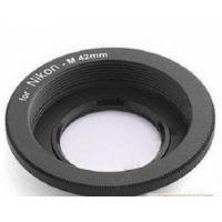 China Adapter Ring Lens Adapter Ring For M42 Lens and NIKON wholesale