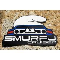 China Hot Rod emblems and Custom billet aluminum badges wholesale