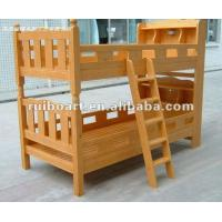 China children double layer bed wholesale