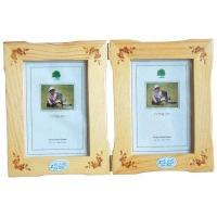 Buy cheap wooden photo frame from wholesalers