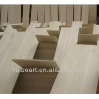 Buy cheap paulownia solid wood board for making coffin from wholesalers