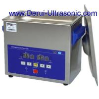China Ultrasonic Cleaner-Memory Quick Product name:Derui Ultrasonic Cleaner DR-LQ45 4.5L wholesale