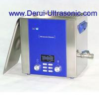 China Ultrasonic Cleaner Multi-function Product name:Derui Ultrasonic Cleaner DR-P100 10L wholesale