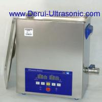 China Ultrasonic Cleaner-Memory Quick Product name:Derui Ultrasonic Cleaner DR-LQ100 10L wholesale