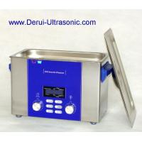 Buy cheap Derui Ultrasonic Cleaner DR-P40 4L from wholesalers
