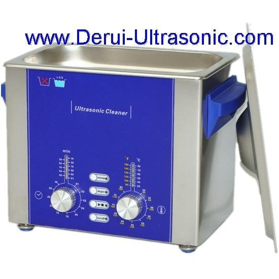 Quality Ultrasonic Cleaner Degas&Sweep Product name:Derui Ultrasonic Cleaner DR-DS45 4.5L for sale