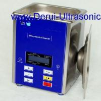 China Ultrasonic Cleaner-LCD&Degas Product name:Derui Ultrasonic Cleaner DR-LD20 2L wholesale