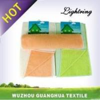 China cotton mixed microfiber sports towel wholesale