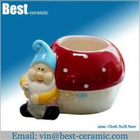 China Ceramic jar&canister ceramic cookie jar wholesale