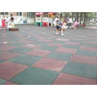 China Rubber Floor,Safety Rubber Tile wholesale