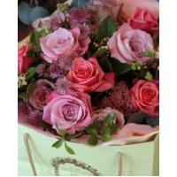 Shop by Occasion Vintage Affair Hand-Tied Bouquet
