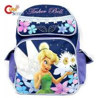 China Disney TinkerBell Faires School Backpack on sale
