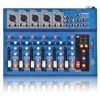 China Pro-Mixer series 2014 The cheapest prices microphone mixer- F7 Mixer wholesale