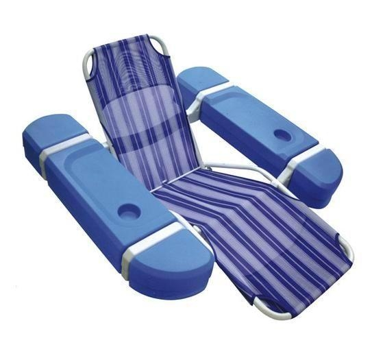 Pool float chairs images for Floating fishing chair