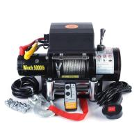 China Off Road Winches Compact Ningbo Car Winch wholesale