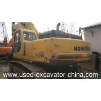 Buy cheap Komatsu excavator PC300-6 for sale from wholesalers