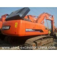 China Used excavator Doosan DH420LC-7 - For sale in China wholesale