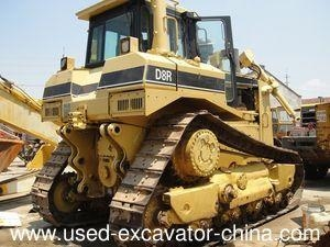 Quality Used bulldozer Caterpillar D8R - for sale in China for sale