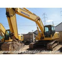 Buy cheap Used excavator Komatsu PC220-7 - FOR SALE IN CHINA from wholesalers