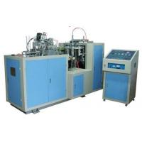 China Ultrasonic Double PE Coated Paper Cup Forming Machine wholesale
