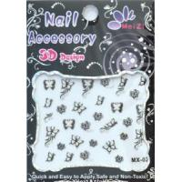 Buy cheap Nail Stickers MX02 from wholesalers