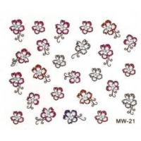 Buy cheap Nail Stickers MW21 from wholesalers