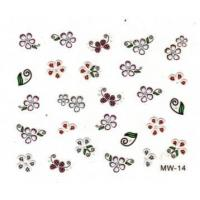 Buy cheap Nail Stickers MW14 from wholesalers