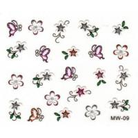 Buy cheap Nail Stickers MW09 from wholesalers