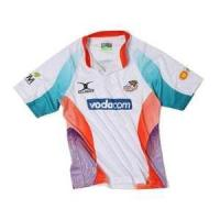 China Cheetahs Home Super 14 Rugby Shirt 2010 wholesale